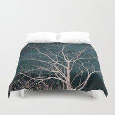 Winter Tree Duvet Cover