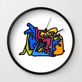 puzzle1 Wall Clock
