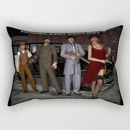 Homeland Security Rectangular Pillow