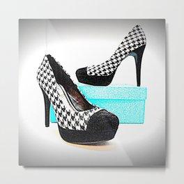 Shoe Lust Metal Print