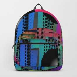 Line and Hole Backpack