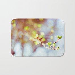 Spring Buds Bath Mat