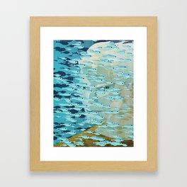 Schooled Framed Art Print