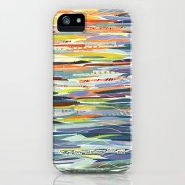 Love Like the Ocean iPhone Case