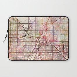 Las Vegas map 2 Laptop Sleeve