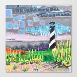 Bodie Canvas Print