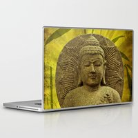 asia Laptop & iPad Skins featuring Asia Feeling  by Angela Dölling, AD DESIGN Photo + Photo