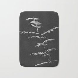 Nature Shots in Black and White. || Shadows. Forests. || Leaves. || Brunches. || Latvia. || Latvia Bath Mat