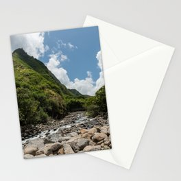 Iao Valley State Park, Maui Stationery Cards