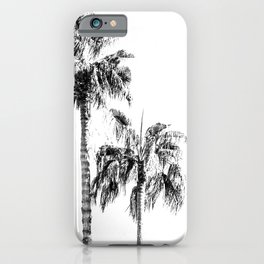 PALM LIGHT iPhone Case