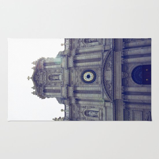 Eglise Saint Paul, Le Marais, Paris Rug