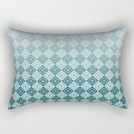 Geometric , gradient 2 Rectangular Pillow