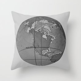 So-Cal Love Throw Pillow