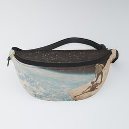 Edge of the world Fanny Pack