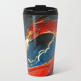 Dragon Attack Travel Mug