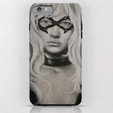 Black Cat iPhone 6 Plus Tough Case