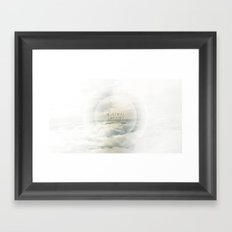 minimaldreams Framed Art Print