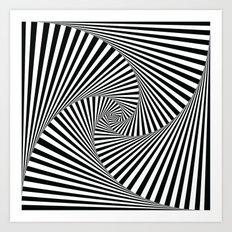 Twista Art Print