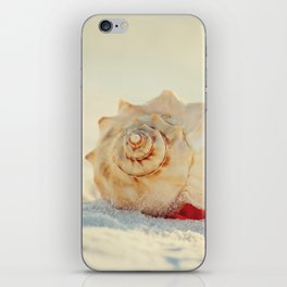 The Whelk III iPhone Skin