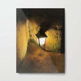 Dungeon Light Metal Print