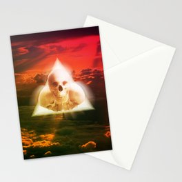 Turbo Black Stationery Cards