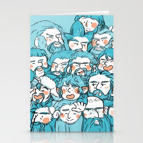 The Company  Stationery Cards