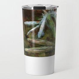 The Nottingham Catchfly (Silene nutans) ~ Flowers of the Night Travel Mug