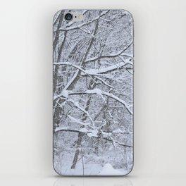 Washed White iPhone Skin