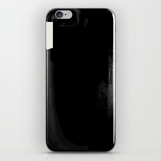 IT'S MORNING AND I THINK OF YOU iPhone & iPod Skin
