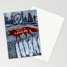 Locals/Only - London Stationery Cards