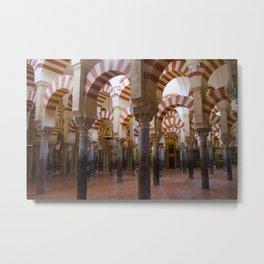 Mezquita De Cordoba Metal Print