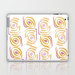 Circles in water Laptop & iPad Skin