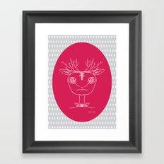 Cherry Dear II Framed Art Print