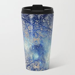 Winter Wood Travel Mug