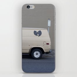 Wu Tang Van iPhone Skin