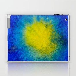 Sea Mirrors The Moon Laptop & iPad Skin