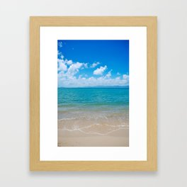 Koh Phangan Framed Art Print