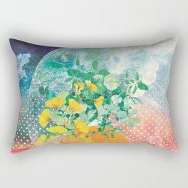 Seven Chakras Rectangular Pillow