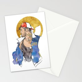 Ash Ketchum Stationery Cards