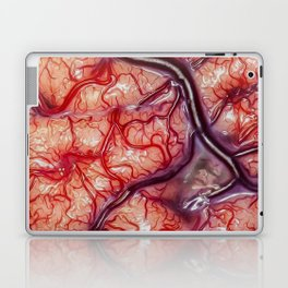 Visceral entrapment Laptop & iPad Skin