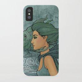 Pisces/Zodiac sign iPhone Case
