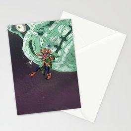 Skull Kid Majoras Mask Stationery Cards