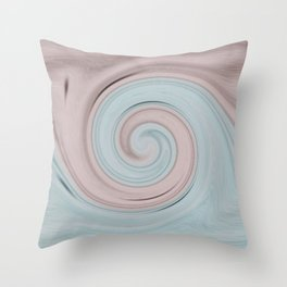 Almost Rustic Throw Pillow
