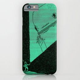Oh Hello iPhone Case