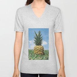 A Pineapple Dream Unisex V-Neck