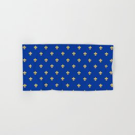 Royal Blue Hand & Bath Towel