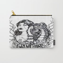 Im Not Hungry Carry-All Pouch