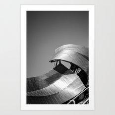 Jay Pritzker Art Print