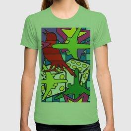 """Passive Path"" T-shirt"