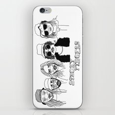 Sticky Fingers  iPhone Skin